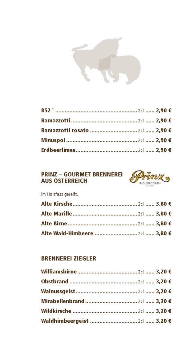 Wunderbar Getränke Bär Alzenau Zeitgenössisch - Innenarchitektur ...